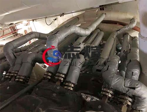 排气管隔热保温套