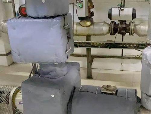 高温设备保温套